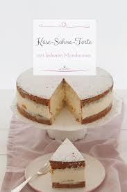 käse sahne torte ganz klassisch gemacht miss fancy