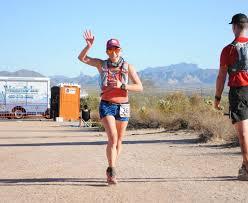 Colleen Running Javelina Jundred