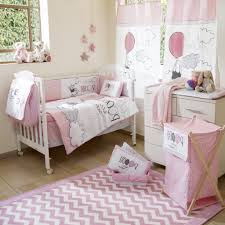 Winnie The Pooh Nursery Decorations by Pink Winnie The Pooh Crib Bedding Set Home Decoration Ideas