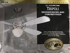 Altura 56 Inch Ceiling Fan Light Kit by Hampton Bay Altura Ceiling Fan Light Kit 68069 Ebay
