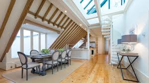 100 The Garage Loft Apartments Duplex Flat With A Landscaped Rooftop And Conservatory Has 360