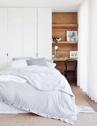 The Subtle Grey White Stripe Design Is Perfect For A Modern Look Bedroom Decor