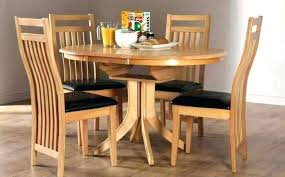 Expandable Dining Room Table Set Round Image Of Tables Extendable Ikea White Extending