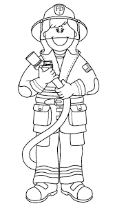 Female Fire Fighter Outline   Signs   Pinterest   Fire Fighters ... Curious George And The Firefighters By Iread With Not Just A This Is He Was Good Little Monkey Always Very Fire Truck Fabric Celebrate With Cake Sculpted Fireman Sam What To Read Wednesday Firefighter Books For Kids Coloring Pages For 365 Great Childrens Birthday Party Wearing Hat Curious Orge Coloring Pages R Pinterest Paiting Full Cartoon Game 2015 Printable