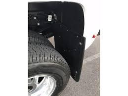 100 Chevy Truck Mud Flaps 20152018 Silverado 3500HD Duramax Logo Gatorback Dually