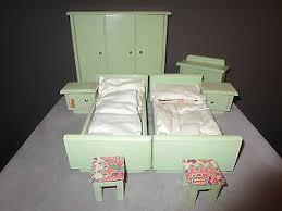 antikes schlafzimmer um 1930 8 möbel bettzeug für die
