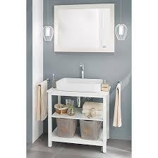riva waschtischunterschrank 49 5 x 80 x 75 cm weiß