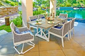 Landscape & Patio: Inspiring Outdoor Furniture Design Ideas With ... Modern Outdoor Fniture With Braided Textiles Design Milk Patio Teresting Patio Fniture Stores Walmart Fantastic Wicker Ideas Stores Contemporary Resin Fortunoff Backyard Stuart Fl That Sell Unusual Pictures Hampton Bay Lemon Grove Rocking Chair With Surplus Ft Lauderdale Store Near Me Orange Ding Chairs Perfect By Designs
