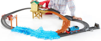 Thomas The Train Tidmouth Sheds Playset by Treasure Chase Set Thomas And Friends Trackmaster Wiki Fandom