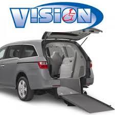 Wheelchair Van Conversions Wisconsin