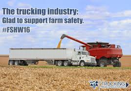 100 American Trucking On Twitter ATA And ATAs Agricultural And Food