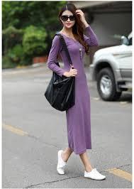turmec women u0027s long sleeve knit dresses