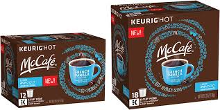 And Sell Its McCafe Brand Coffee In K Cup Packs For Keurigs Making System The Design Required Blending Both Keurig Brands Onto