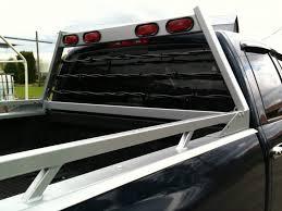 Halo Bed Rail by Steel Universal Truck Headache Rack U0026 Winch Truck Bed And Truck