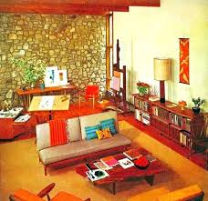 70s living room extraordinary retro interior design