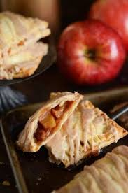 Apple Pie Poptarts Warm Flaky Are Filled With A Homemade Brown Sugar Filling
