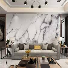 beibehang custom wallpaper mural jazz white marble wall
