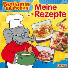 benjamin blümchen meine rezepte kochbuch nook book
