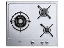 table de cuisson gaz 3 foyers whirlpool akt615ixl whirlpool