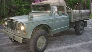 100 Craigslist Toledo Cars And Trucks For 8495 Could This 1968 Kaiser Jeep M715 Soft Top Find A Place