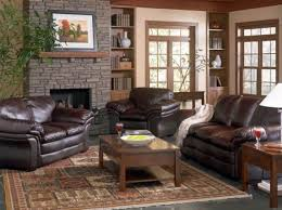 small living room ideas with leather sofa brokeasshome com