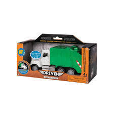 Driven Mini Recycling Truck | 41805 | Kidstuff Air Pump Garbage Truck Series Brands Products Www Dickie Toys From Tesco Recycling Waste With Lights Amazoncom Playmobil Green Games The Working Hammacher Schlemmer Toy Isolated On A White Background Stock Photo 15 Best For Kids June 2018 Top Amazon Sellers Fast Lane Light Sound R Us Australia Bruin Revvin Driven By Btat Mini Pocket 1 Surprise Cars Product Catalog Little Earth Nest Paw Patrol Rockys At John Lewis