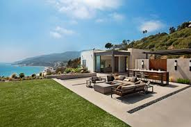 100 Modern Houses Los Angeles Hillside Home In Pacific Palisades With Panoramic
