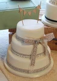 Image Result For Hessian Cake Ribbon