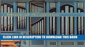 Best Seller Musical Acoustics 3rd Edition Free Read