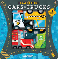 100 Ride On Trucks For Toddlers Read Cars And Abrams Chronicle Books