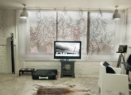 Curtain Ideas For Living Room Modern by Modern Window Treatments Houzz