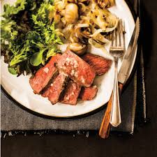 bordeaux cuisine bordeaux style broiled striploin ricardo