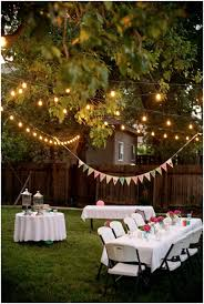 Backyards : Gorgeous It Looks So Inviting Backyard Party Google ... Domestic Fashionista Backyard Anniversary Dinner Party Backyards Cozy Haing Lights For Outside Decorations 17 String Lighting Ideas Easy And Creative Diy Outdoor I Best 25 Evening Garden Parties Ideas On Pinterest Garden The Art Of Decorating With All Occasions Old Fashioned Bulb 20 Led Hollow Bamboo Weaving Love Back Yard Images Reverse Search Emerson Design Market Globe Patio Trends Triyaecom Vintage Various Design Inspiration