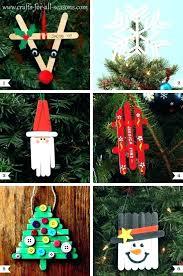 Ornaments For Kids Crafts Fun Ornament Preschoolers Star Craft Tree