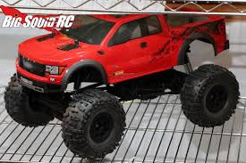 100 Rc Ford Truck HPI Racing SVT Raptor Crawler King RTR Big Squid RC RC Car