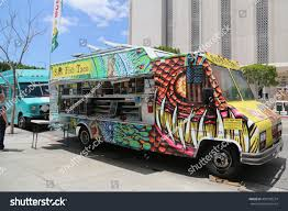100 Food Truck For Sale Los Angeles California USA May 22 2016 Truck A Large