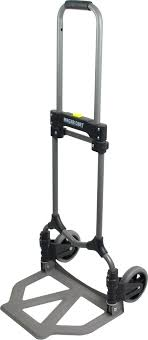 Magna Cart Ideal 150 Lb Capacity Steel Folding Hand Truck ... Magna Cart Mci Personal Hand Truck Grey Amazoncouk Diy Tools Shop Magna Cart Alinum Rubber And Dolly At Lowescom Buy Flatform 109236 Only 60 Trendingtodaypw Handee Walmartcom Folding Convertible Trucks Sixwheel Platform Harper 150 Lb Capacity Truckhmc5 The Home Depot Northern Tool Equipment Relius Elite Premium Youtube Ff Hayneedle