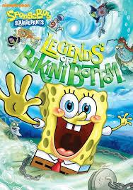 Spongebob Halloween Dvd Episodes by Legends Of Bottom Encyclopedia Spongebobia Fandom