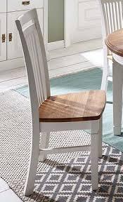 esszimmerstuhl weiß massiv stuhl holzstuhl kiefer wildeiche