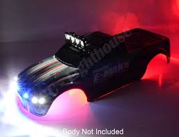 20 Traxxas E-Maxx Deluxe Light Set - RC-Lighthouse Oracle Engine Bay Led Lighting Kit 60 Rear Brake Tailgate Light Strip Bar Truck Pickup For Suv Car Interior Multicolor 8 Steps With Pictures 20 Traxxas Emaxx Deluxe Set Rclighthouse Flow Strip Trunk Light Youtube Led Strips For Trucks Lights Decor How To Install Access Bed Color Chaing Strips With Remote Sale In Barnet Xkglow App Wifi Controlled Strip Undercar Under Body Ledambient Tuning Lights Breathe New Life Into Your Vehicle 60inch X 2 With 48 Redwhite Reverse Stop Turn