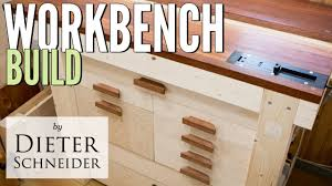 building a solid woodworking workbench from cheap lumber youtube