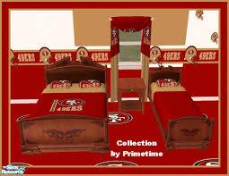 Primetime024s PT San Francisco 49ers Bedroom