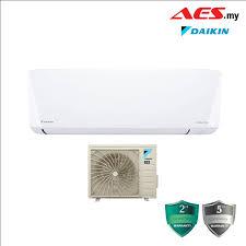 daikin 2 5hp deluxe inverter air conditioner with smart