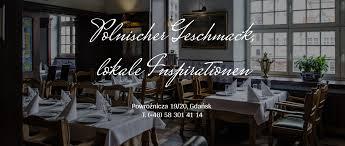 startseite tawerna restauracja polskie smaki lokalne