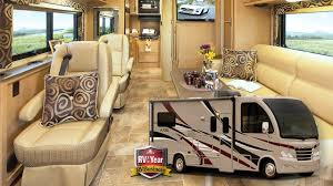 New Thor Axis Vegas 242 Outlaw 38RE Motorhomes Quick Review