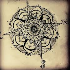 Best 25 Nautical Compass Tattoo Ideas On Pinterest