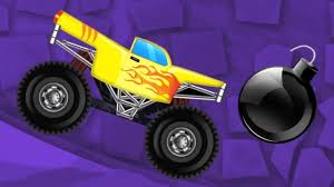 100 Monster Jam Toy Truck Videos Stunts Underground Game Play Kids