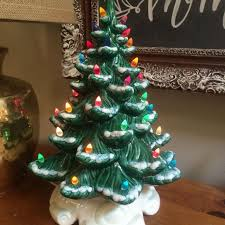 True Vintage Ceramic Christmas Tree BUY NOW Before The Rush And Higher Prices