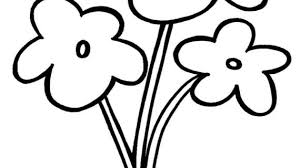 570x320 Simple Drawing For Kids Flowers How To Draw Easy Flowers Art