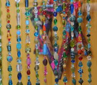 Beaded Curtains For Doorways Ebay by Beaded Door Curtains Amazon Bamboo Beads Bath And Beyond Walmart